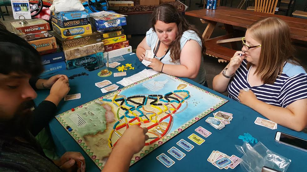Ticket To Ride India Map.Quick Looks Review Ticket To Ride India Traverse City Board Gamers