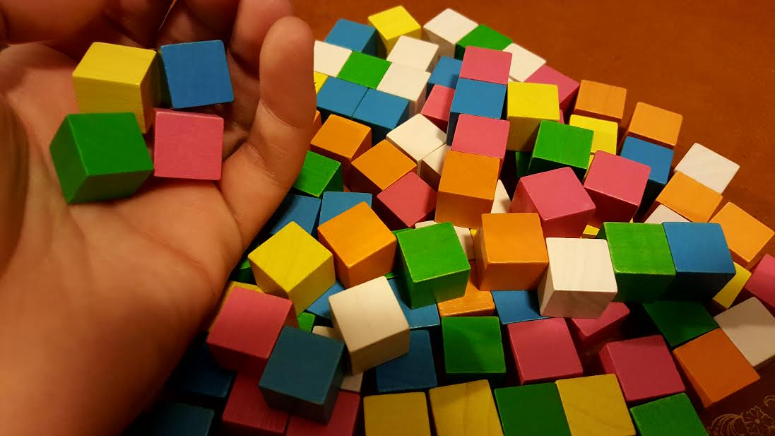 burano cubes