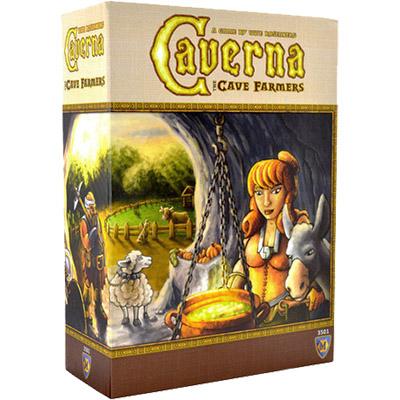 Caverna-Cover